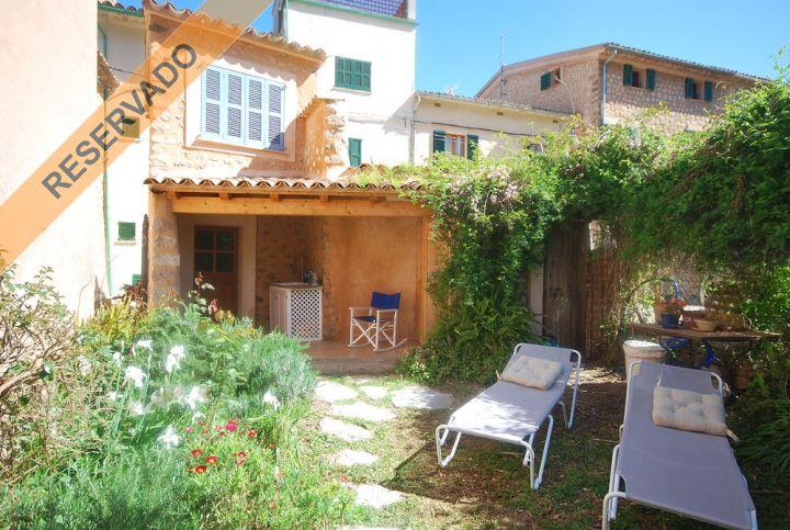 Coqueta casa r stica en el centro de s ller para alquilar vacacional n mallorca - Casas para alquilar en mallorca ...