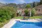 Fantástica casa de piedra con piscina y jardín en zona tranquila en Sóller