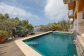 Villa en una ubicación privilegiada con piscina y vistas impresionantes al puerto y al mar en Port de Sóller