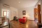 Elegante apartamento en casa de pueblo árabe en Fornalutx para alquiler a largo plazo