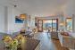 Moderno y bien equipado apartamento con vistas al mar en Port de Sóller
