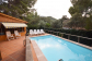 Espaciosa con piscina cerca del mar en Port des Canonge