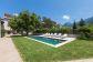 Magnífica gran casa de pueblo reformada con jardín, piscina y parking en Sóller