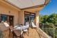 Villa moderna con amplio garaje y fantásticas vistas al puerto en Port de Sóller
