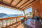 Ático-apartamento con ascensor, vistas al puerto y al mar en la mejor ubicación del Port de Sóller